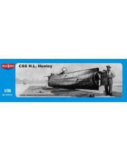 CSS H.L. Hanley, Confederate submarine