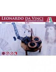 Leonardo da Vinci Orologio a pendulo volante