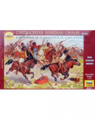 The Numidian Cavalry