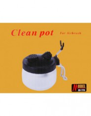 CLEAN POT for Airbrush