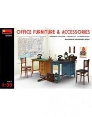 Office furniture & accessories