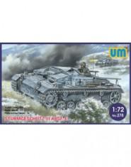 Sturmgeschutz III Ausf E