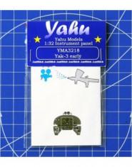 Instrument Panel YAK-3 early