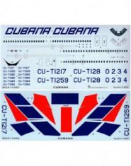 IL-62M ,,CUBANA,,