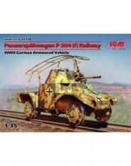 Panzerspähwagen P 204 (f) Railway