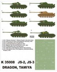 IS-2 (late), IS-3