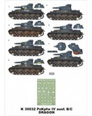 PzKpfw IV Ausf. B/C