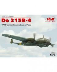 Do 215B-4, WWII Reconnaissance Plane