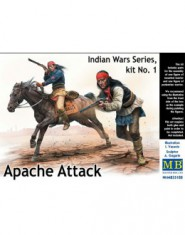 Indian Wars Series, kit No.1. Apache Attack