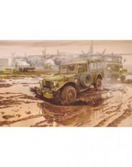 M-42 US 3/4 ton 4x4 Command truck