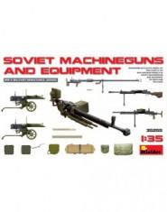Soviet machineguns and equipment
