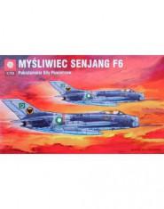 SENIANG F6, Pakistan Air Force