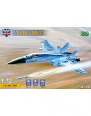 T-10-10/11 Advanced Frontline Fighter (AFF) prototype