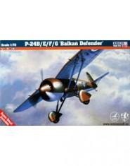 P-24B/E/F/G ,,Balkan Defender,, (inmatriculare FARR)