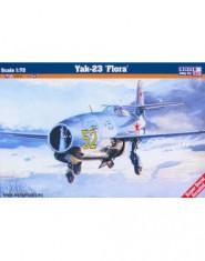 Yak-23 ,,Flora,, (inmtriculare FAR)