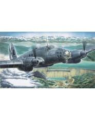 Heinkel He-111 B1, B2
