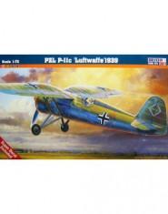 PZL P-11c ,,Luftwaffe 1939,, (+ inmatriculare FARR)