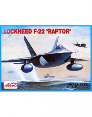LOCKEED F-22 ,,RAPTOR,,