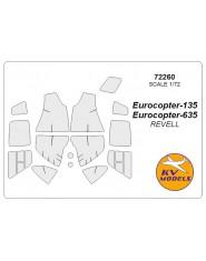 Masca Eurocopter EC-135 / EC-635 (Revell)