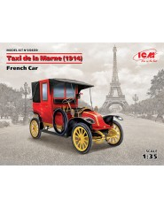 Taxi de la Marne (1914), French Car