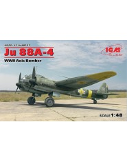 Ju 88A-4, WWII Axis Bomber (FARR)