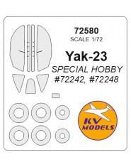 Masca Yak-23 (Special Hobby)