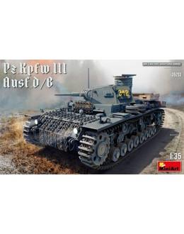 Pz.Kpfw.III Ausf. D/B