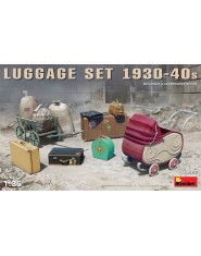 LUGGAGE SET 1930-40s
