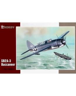 SB2A-3 Buccaneer